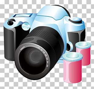Photographic Film Video Cameras Movie Camera PNG