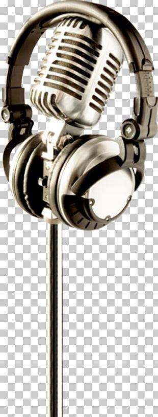 Microphone Music Art Sound Recording And Reproduction PNG