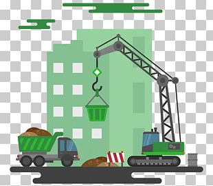 Architectural Engineering Building Heavy Machinery Construction Engineering PNG