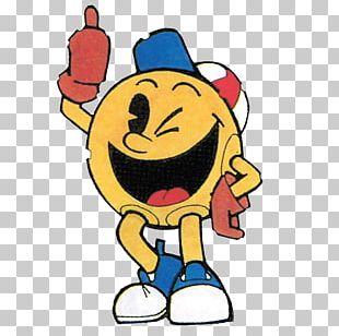 Jr. Pac-Man Pac-Man 2: The New Adventures Baby Pac-Man Ms. Pac-Man Arcade Game PNG