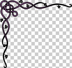 Borders And Frames Visual Design Elements And Principles PNG