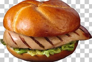Burger King Grilled Chicken Sandwiches Hamburger Barbecue Chicken Cheese Sandwich PNG