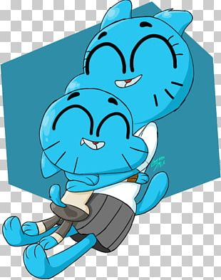 Nicole Watterson Gumball Watterson Male Drawing PNG