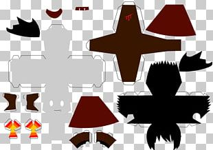 Paper Model Homestuck Aradia PNG