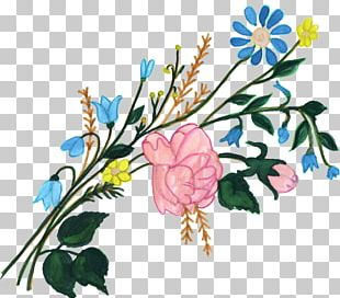 Cut Flowers Rose Art Floral Design PNG
