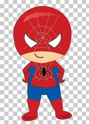 Marvel Super Hero Squad Spider-Man Thor Captain America Superhero PNG