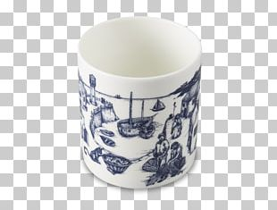 Cadgwith Soy Candle Mug Coffee Cup Ceramic PNG