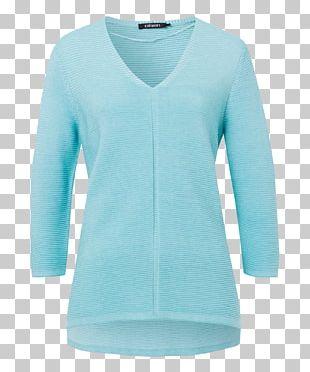 Sleeve Sweater Outerwear Shirt Neck PNG