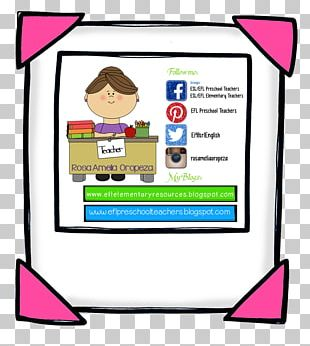 TeachersPayTeachers English As A Second Or Foreign Language Preschool Teacher Learning PNG