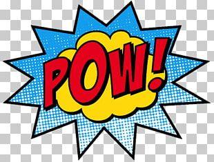 Comic Book Superhero Pop Art Comics PNG