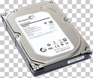 Hard Drives Seagate Barracuda Serial ATA Seagate Technology Terabyte PNG