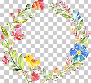 Wreath Floral Design Garland Flower PNG