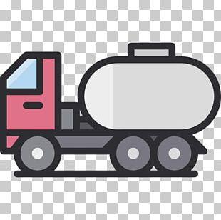 Car Tank Truck Cistern Transport PNG