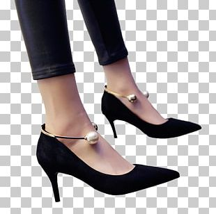 High Heels Shoes Fashion High-heeled Footwear PNG