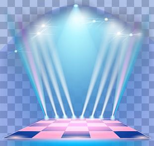 Stage Lighting PNG