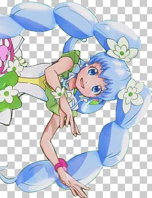 Hikari Kujo Pretty Cure Macadamia Nut Princess Hula PNG