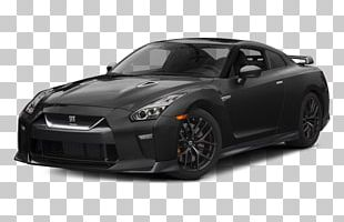 2017 Nissan GT-R Premium Sports Car 2018 Nissan GT-R Premium PNG
