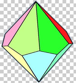 Hexagonal Antiprism Polyhedron Geometry PNG