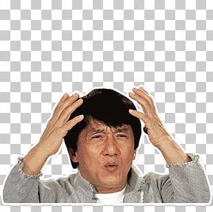 Jackie Chan Adventures Internet Meme Actor PNG