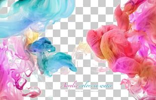 Acrylic Paint Watercolor Painting Stock Photography PNG