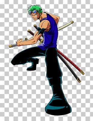Roronoa Zoro Monkey D. Luffy One Piece Manga PNG
