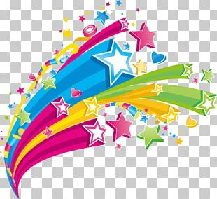 Light Star Color PNG