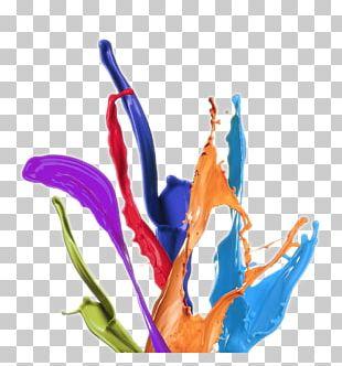 Color Paint PNG
