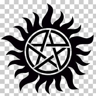 Dean Winchester Symbol Demonic Possession Supernatural Devil's Trap PNG
