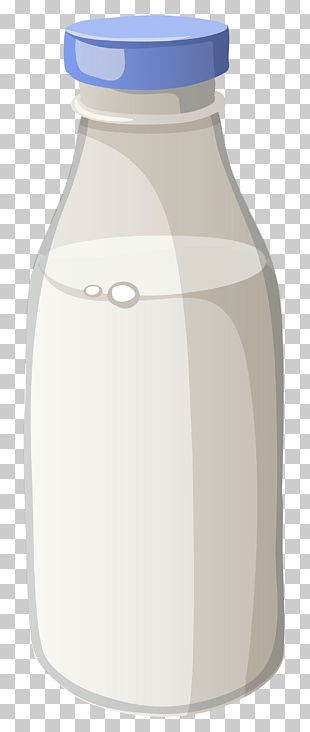Soured Milk Bottle Breakfast PNG