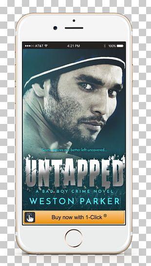 Untapped Weston Parker Crime Fiction Mobile Phones Book PNG