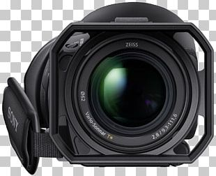 Sony XDCAM PXW-X70 Video Cameras XAVC PNG