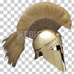 Ancient Greece Corinthian Helmet Spartan Army PNG