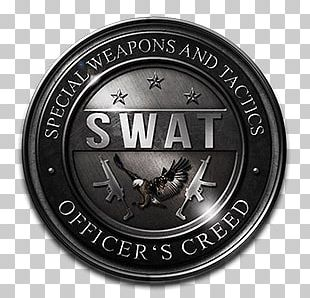 Swat Badge PNG