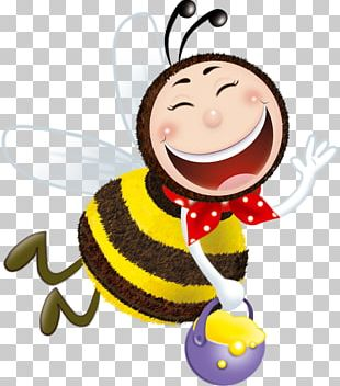 Western Honey Bee Insect Bumblebee PNG