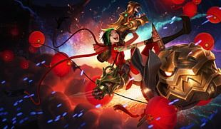 League Of Legends Firecracker Fireworks Riot Games Video Game PNG