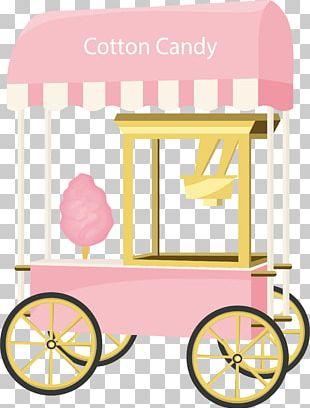Cotton Candy Pink Euclidean PNG