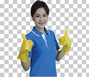 Maid Service Cleaner Business PNG