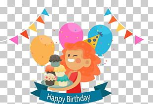 Birthday Cake Party Happy Birthday To You PNG