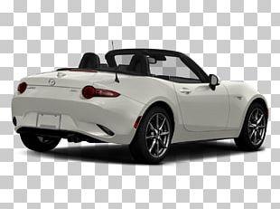 Car 2016 Mazda MX-5 Miata Mazda CX-5 Fiat 124 Spider PNG