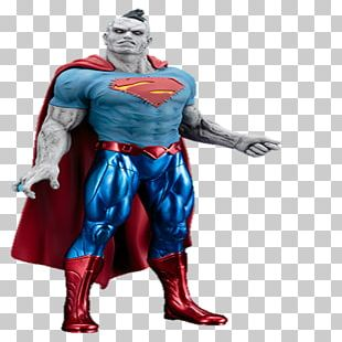 Superman Bizarro Batman Action & Toy Figures The New 52 PNG