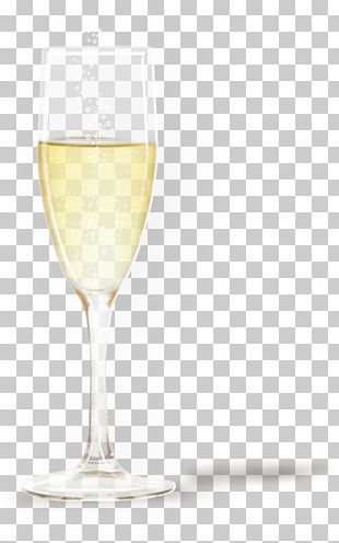 Champagne Glass Wine Glass Drink PNG