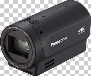 Panasonic Compact Camera Head For Memory Card Portable Recorder Pan–tilt–zoom Camera Serial Digital Interface PNG