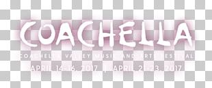 Logo 2017 Coachella Valley Music And Arts Festival Font PNG