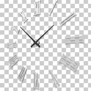 Pendulum Clock Table Wall Furniture PNG