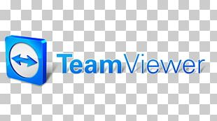 TeamViewer Logo Remote Support Computer Software Technical Support PNG
