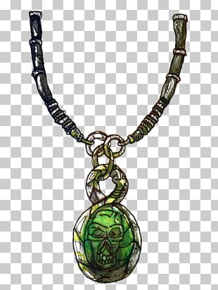 Amulet Jewellery Necklace Necromancy Charms & Pendants PNG