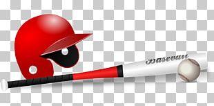 Baseball Bat Batting Baseball Glove PNG