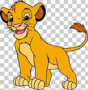 Simba Nala The Lion King Pumbaa Mufasa PNG