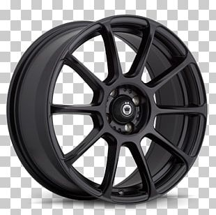 Wheel Sizing Car Rim Tire PNG
