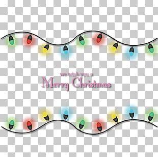 Christmas Lights Light-emitting Diode PNG
